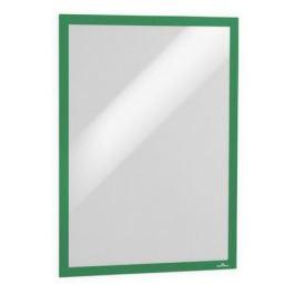 Магнитная рамка DURABLE DURAFRAME настенная, прямоугольная, A3, 325х445 мм, зеленый [4883-05]