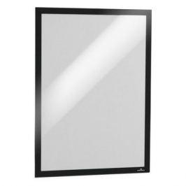 Магнитная рамка DURABLE DURAFRAME настенная, прямоугольная, A3, 325х445 мм, черный [4883-01]