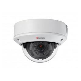 Видеокамера IP HIKVISION HiWatch DS-I458, 1440p, 2.8 - 12 мм, белый