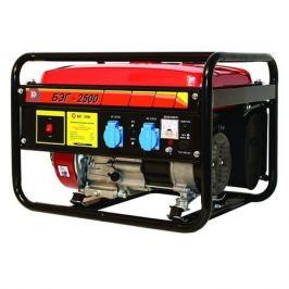 Бензиновый генератор КАЛИБР БЭГ-2500, 220 В, 2.5кВт [030103]