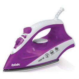 Утюг BBK ISE-1802, 1800Вт, фиолетовый