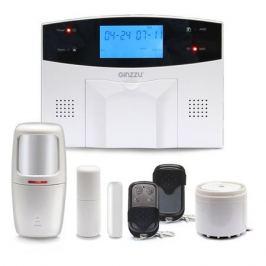 Комплект сигнализации беспроводной Ginzzu HS-K03WL