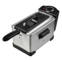 Фритюрница GFGRIL GFF-M2500, серебристый/черный