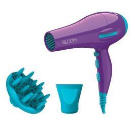 Фен GA.MA Flow ION Bloom, 2200Вт, фиолетовый и бирюзовый