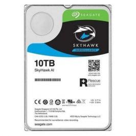 Жесткий диск SEAGATE SkyHawkAI ST10000VE0008, 10Тб, HDD, SATA III, 3.5