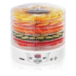 Сушилка для овощей и фруктов BBK BDH305D, белый, 5 поддонов