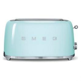 Тостер SMEG TSF02PGEU, зеленый пастельный