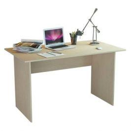 Стол компьютерный МАСТЕР Прато-2, ЛДСП, дуб молочный