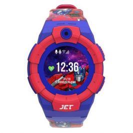 Смарт-часы JET Kid Optimus Prime, 45мм, 1.44