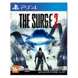 Игра PLAYSTATION Surge 2, RUS (субтитры)
