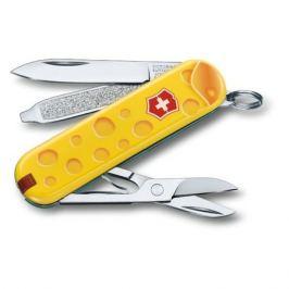 VICTORINOX Classic LE2019 Alps Cheese, 7 функций, 58мм, желтый