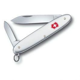 Складной нож VICTORINOX Excelsior Alox, 3 функций, 84мм, серебристый