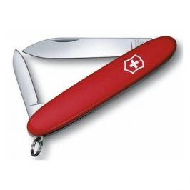 Складной нож VICTORINOX Excelsior, 3 функций, 84мм, красный