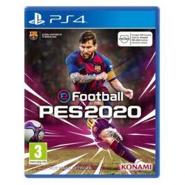 Игра PLAYSTATION eFootball PES 2020, RUS (субтитры)