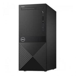 Компьютер DELL Vostro 3671, Intel Pentium Gold G5420, DDR4 4ГБ, 1000ГБ, Intel UHD Graphics 610, DVD-RW, CR, Linux Ubuntu, черный [3671-2202]