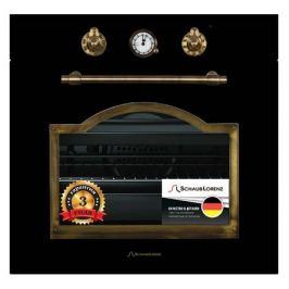 Духовой шкаф SCHAUB LORENZ SLB EA6860, черный