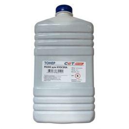 Тонер CET PK202, для FS-2126MFP/2626MFP/C8525MFP, черный, 500грамм, бутылка