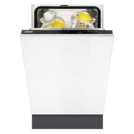 Посудомоечная машина узкая ZANUSSI ZDV91204FA, белый