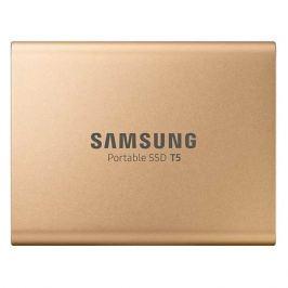 SSD накопитель SAMSUNG T5 MU-PA500G/WW 500Гб, 1.8