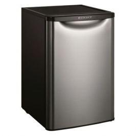 Холодильник KRAFT BR 75I, однокамерный, серебристый