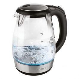 Чайник электрический SCARLETT SC-EK27G56, 2200Вт, черный