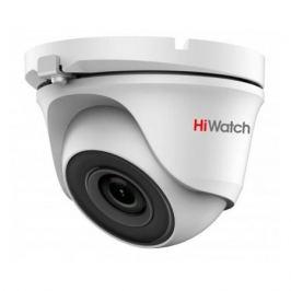 Камера видеонаблюдения HIKVISION HiWatch DS-T123, 720p, 3.6 мм, белый