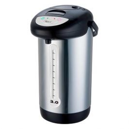 Термопот ВЕЛИКИЕ РЕКИ Чая-1, серебристый и черный