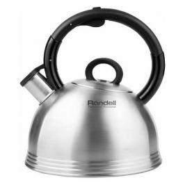 Металлический чайник RONDELL 0237-RD-01, 1.8л, стальной [rds-237]