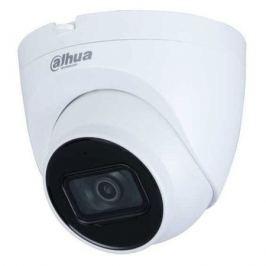 Видеокамера IP DAHUA DH-IPC-HDW2230TP-AS-0280B, 1080p, 2.8 мм, белый