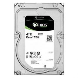 Жесткий диск SEAGATE Exos 7E8 ST4000NM002A, 4Тб, HDD, SATA III, 3.5