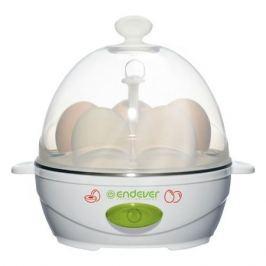 Яйцеварка Endever Vita-130 400Вт белый/зеленый