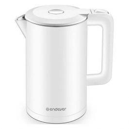 Чайник электрический ENDEVER Skyline KR-235S, 2000Вт, белый