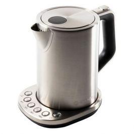 Чайник электрический ENDEVER Skyline KR-240S, 2200Вт, серебристый и черный