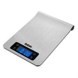 Весы кухонные BBK KS150M, серебристый