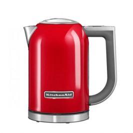 Чайник электрический KITCHENAID 5KEK1722, 2400Вт, красный и серебристый