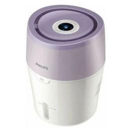 Увлажнитель воздуха PHILIPS HU4802/01, белый / лиловый