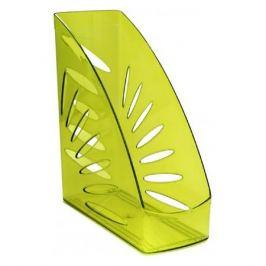 Лоток вертикальный Стамм ЛТ357 Тропик 263x245x110мм зеленый пластик