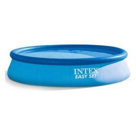 Бассейн Intex Easy Set 28142 надувной ПВХ 7290л d396см синий