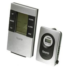 Погодная станция BURO H146G, серебристый
