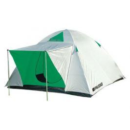 Палатка двухслойная трехместная 210x210x130cm PALISAD Camping