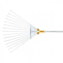 Грабли веерные PALISAD LUXE 61787, телескопические, раздвижные
