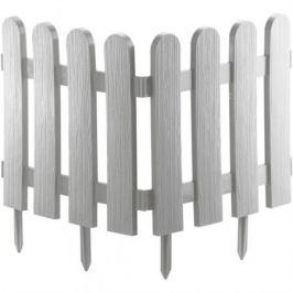 Забор декоративный PALISAD 65008 «Классика», 29 х 224 см, цвет белый