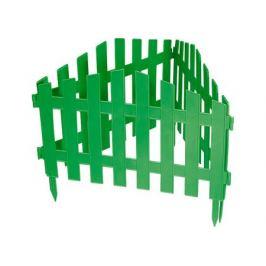 Забор декоративный PALISAD 65035 «Марокко», 28 х 300 см, цвет белый