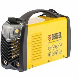 Аппарат инвертор. дуговой сварки ММА-160ID, 160 А, ПВР 60%, диам.эл.1,6-3,2 мм, провод 2м DENZEL