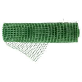 Решётка заборная ЭКОНОМ 1,5 х 25 м, ячейка 55 х 55 мм, цвет зелёный