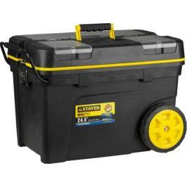 Ящик-тележка для инструментов STAYER PROFESSIONAL 38107-24 «GRAND», пластик