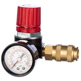 Регулятор FUBAG 220001 давления RD-001 с манометром, внутренняя резьба, 0-12 бар, 1/4