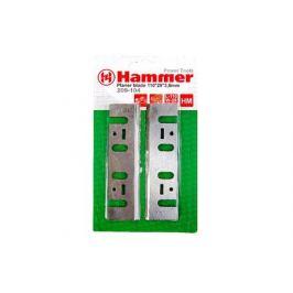 Нож для рубанка HAMMER FLEX 209-104 110x29x3 мм, 2шт., HM