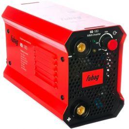 Инвертор сварочный FUBAG IQ 180 38831, макс.ток 180А ПВ 40%, раб.напряжение 150-240В