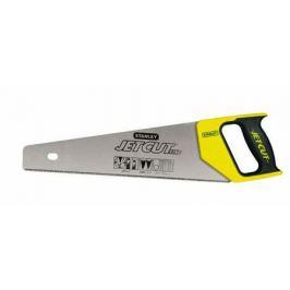 Ножовка по дереву STANLEY Jet-cut с мелким закаленным зубом 2-15-594